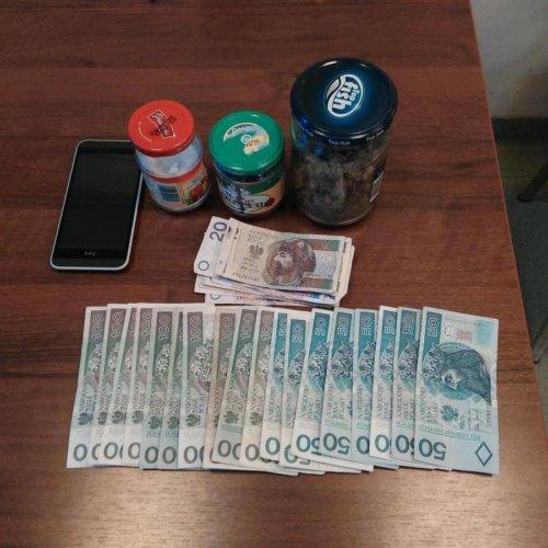 Para dealerów narkotykowych w rękach tarnowskich policjantów